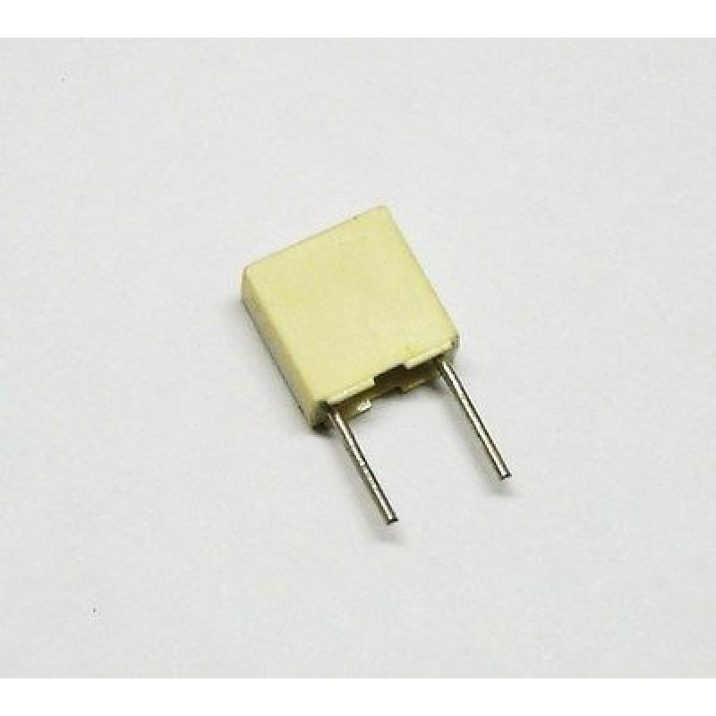 2 pezzi Condensatore in Poliestere 470nF 0,47uF 250V 10/%  EVOX RIFA passo 22,5mm
