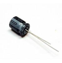 10uF 160V Condensatore Elettrolitico Radiale 105°C Ø11x14mm