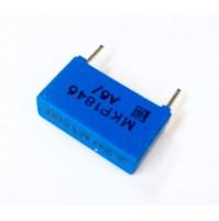 2,2nF 1600V M MKP Condensatore Poliestere 5x18x11mm passo 15mm - ERO - 2 Pezzi