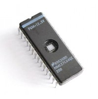 27C256-20 (27C256) - Case: CER-DIP28 Memoria EPROM in Ceramica - Finestrata UV
