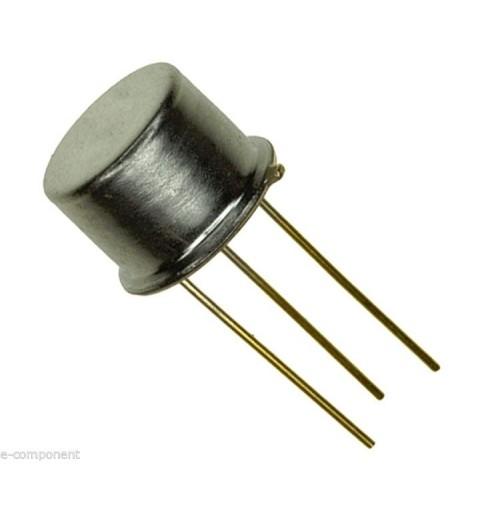 2N1711 Transistor  - case: TO-39