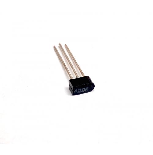 2N4286 25V 0,1A (100mA) TRANSISTOR NPN Package: U29-1