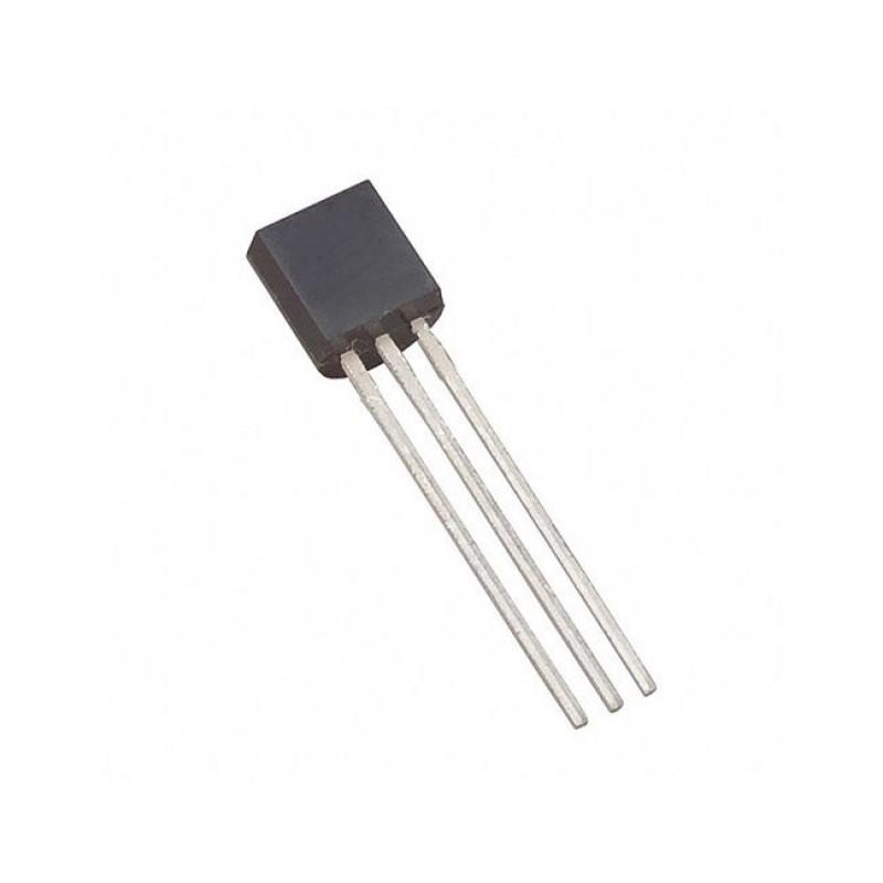 2N7000 Transistor N-MOSFET case 5 Pezzi TO92 DIOTEC