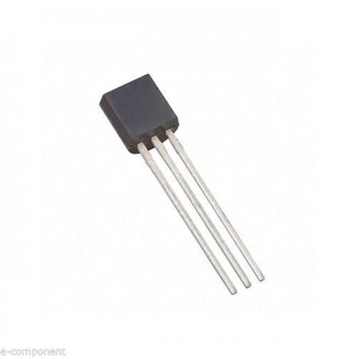 2SC1815  - C1815 Transistor Si-NPN 50V 0.15A case: TO92 (5 Pezzi)