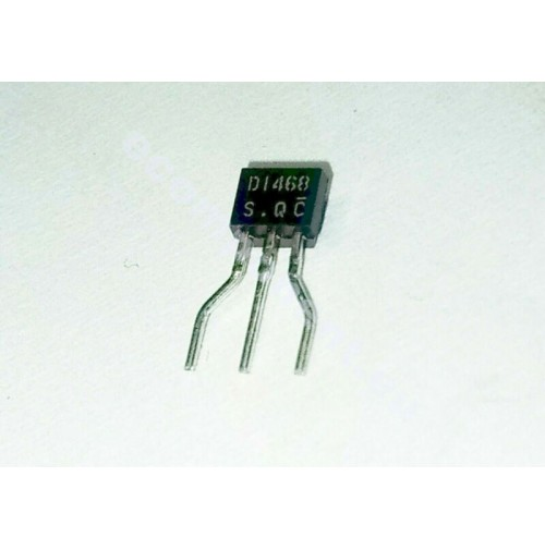 2SD1468S TRANSISTOR NPN TO92S