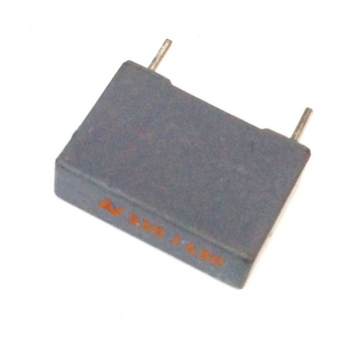 330pF 630V 5% J Condensatore Poliestere 4x13x9mm passo 10mm - Arcotronics