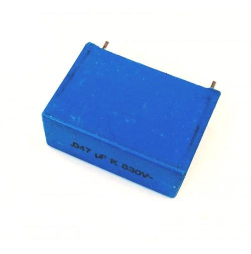 47nF 630V 10% K Condensatore Poliestere 10x26x18mm passo 22,5mm - ERO