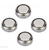 4x Batterie 1,5V AG1 SR621SW LR621 LR6 Battery Button Silver Gel - Watch Hearing