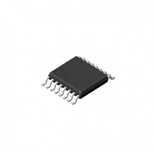 74HC367 - SMD Case: TSSOP16