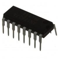 74HC595 - Case: DIP16