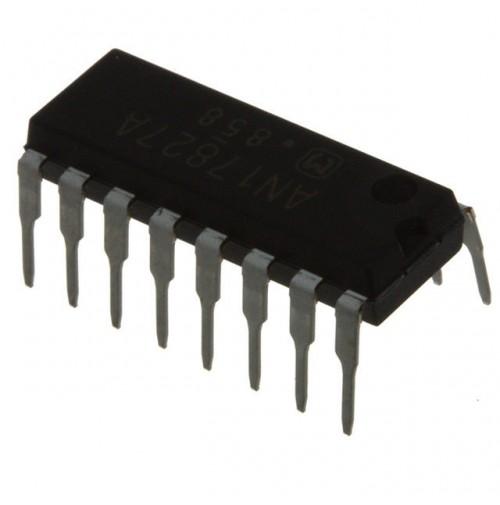 74LS193 - Case: DIP16