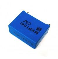 8,2nF 1000V 5% J Condensatore Poliestere 7x18x13mm passo 15mm - ERO