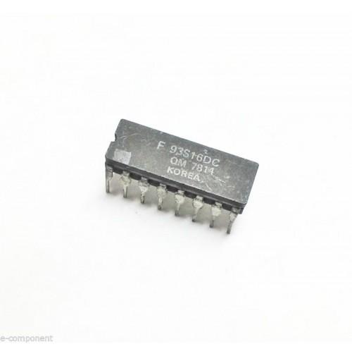 93S16DC - Case: CER-DIP16