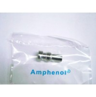 Adattatore AMPHENOL per PL259 Maschio UHF per cavo RG58 Made in USA