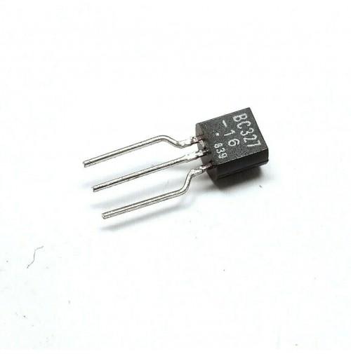 BC327-16 TRANSISTOR PNP 45V 0,8A TO92