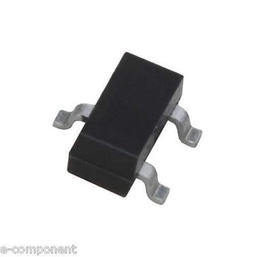 BC817-25 - NPN transistor - SMD Case: SOT-23 (10 pezzi)