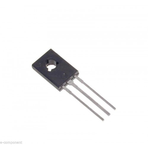 BD135 - Transistor - Case: TO126