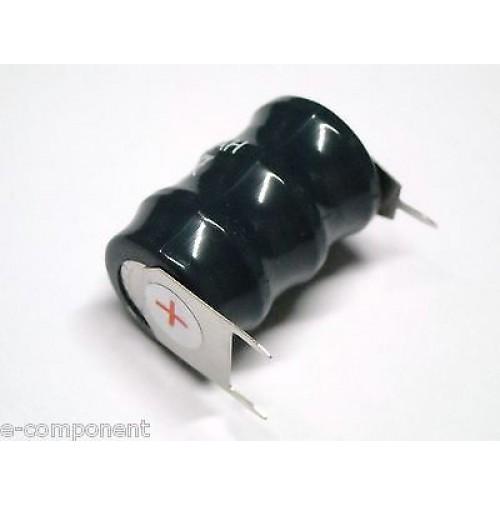 Backup Battery 3,6V (3V6) NI-CD 100mA with terminals
