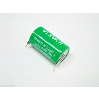 Battery 3V Lithium VARTA CR1/2AA for print board