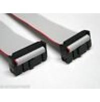 Cavo Piatto Flat Cable 3M 14 poli con 2 connettori femmina lunghezza cavo 80 cm