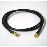 Cavo RF con 2 connettori SMA Plug cavo RG58 lunghezza 2 Metri