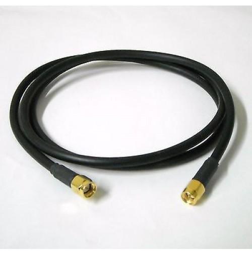Cavo RF con 2 connettori SMA Plug cavo XT2400 lunghezza 10 Metri