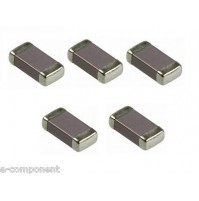 Ceramic monolithic capacitor 4,7nF 50V X7R SMD case: 1206 - 5 Pezzi/pcs
