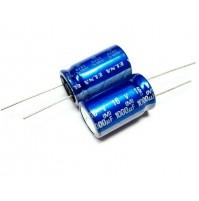 Condensatore Elettrolitico 1000uF 16V -40/+85°C Radiale 16x20mm ELNA