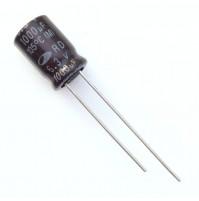 Condensatore Elettrolitico 1000uF 6,3V 105°C Radiale 8x12mm RD SAMWHA (2 Pezzi)