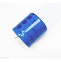 Condensatore Elettrolitico 1500uF 100V 85°C Radiale snap-in 30x30mm Marca: BC