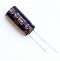 Condensatore Elettrolitico 1500uF 16V 105°C Radiale Ø10x22mm MBZ Rubycon