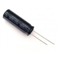 Condensatore Elettrolitico 1800uF 35V 105°C Radiale 13x35mm Nichicon