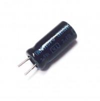 Condensatore Elettrolitico 1uF 100V 105°C Radiale 5x11mm Jamicon serie TK