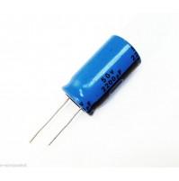 Condensatore Elettrolitico 2200uF 50V 85°C Radiale 20x35mm (JH)