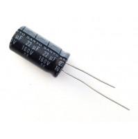 Condensatore Elettrolitico 22uF 160V 85°C Radiale 12x24mm SANYO