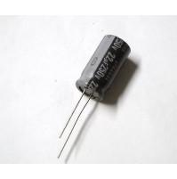 Condensatore Elettrolitico 22uF 250V 105°C Radiale 25x13mm