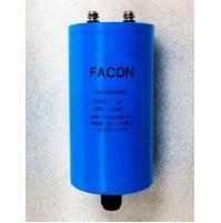 Condensatore Elettrolitico 2500uF 450V -40/+85°C Ø77x144mm a Vite FACON