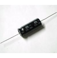 Condensatore Elettrolitico 330uF 100V 85°C +/-20% Assiale dim. 40x16mm