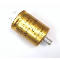 Condensatore Elettrolitico 4700uF (0,0047 Farad) 25V 85°C RDE