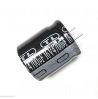 Condensatore Elettrolitico 4700uF 16V 105°C Radiale 18x21mm