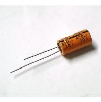 Condensatore Elettrolitico 470uF 10V 85°C Radiale 20x10mm (2 Pezzi)