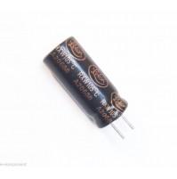 Condensatore Elettrolitico 470uF 25V 105°C Radiale 8x20mm RXW LELON