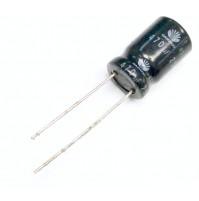 Condensatore Elettrolitico 470uF 25V 85°C Radiale 10x16mm Daewoo