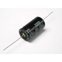 Condensatore Elettrolitico 470uF 80V Assiale (2 Pezzi)