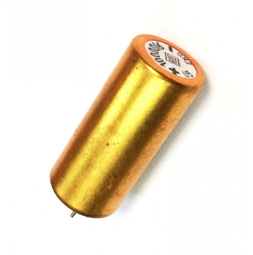Condensatore Elettrolitico Radiale 10000uF 6V 85°C Ø17x25mm EKS RCE