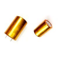 Condensatore Elettrolitico Radiale 2200uF 10V 85°C Ø17x25mm EKM RCE