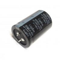 Condensatore Elettrolitico SNAP IN 10000uF 63V 105°C 35x52mm Marca: CapXon