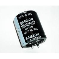 Condensatore Elettrolitico SNAP IN 10000uF 63V 105°C SAMXON