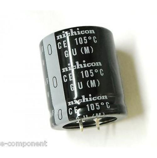 Condensatore Elettrolitico SNAP-IN 6800uF 63V 105°C 35x40mm
