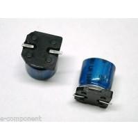 Condensatore Elettrolitico in SMD 22uF 100V 105°C dimensioni: 8x10mm (2 Pezzi)